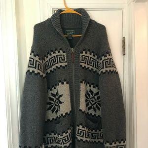 Woolrich Quehanna Cardigan Sweater
